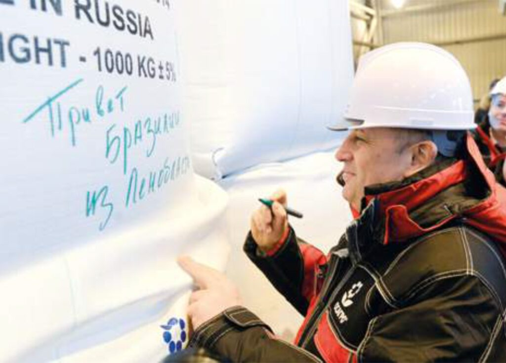 Губернатор Ленинградской области Дрозденко А.Ю.