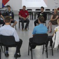 Тренинг команды Ворлдскиллс в Кировске