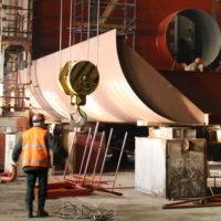 Гарантированная работа на судостроительном заводе по окончании целевого обучения