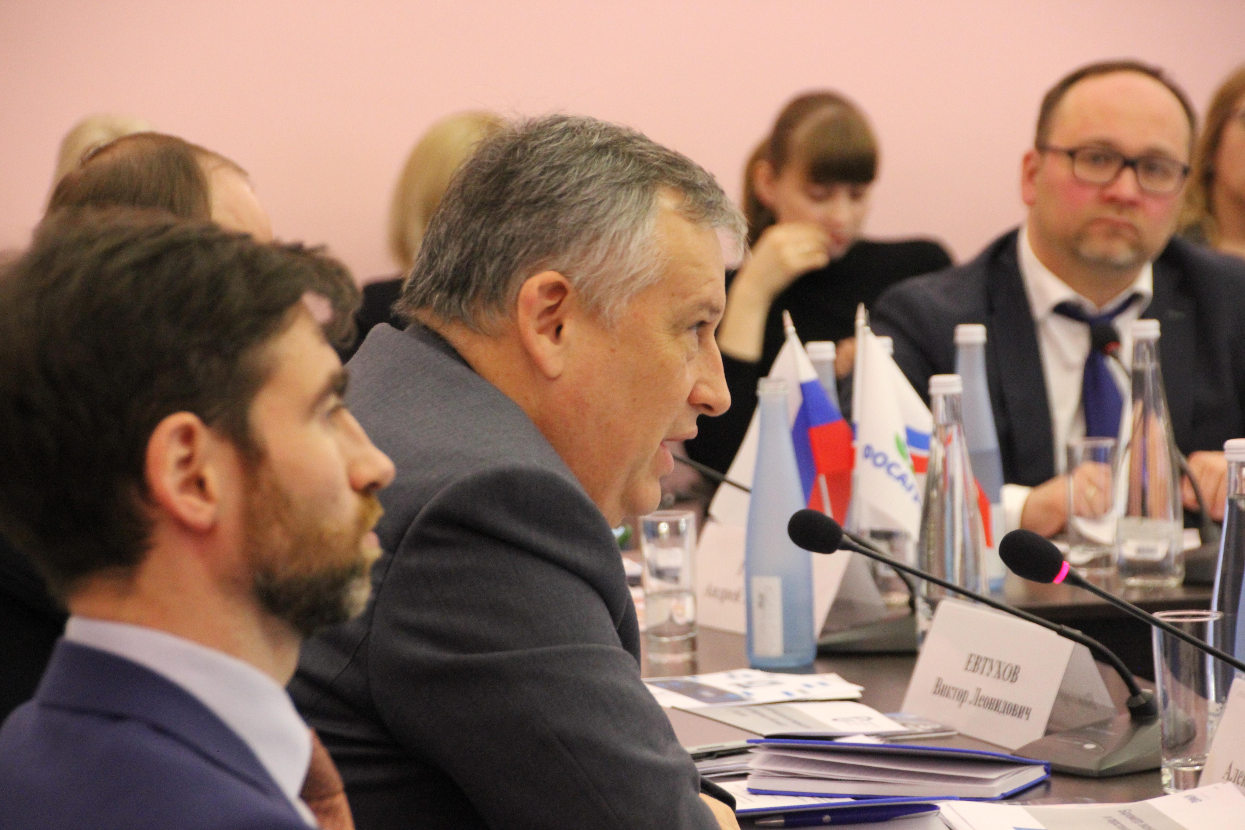 Губернатор Ленинградской области Александр Юрьевич Дрозденко