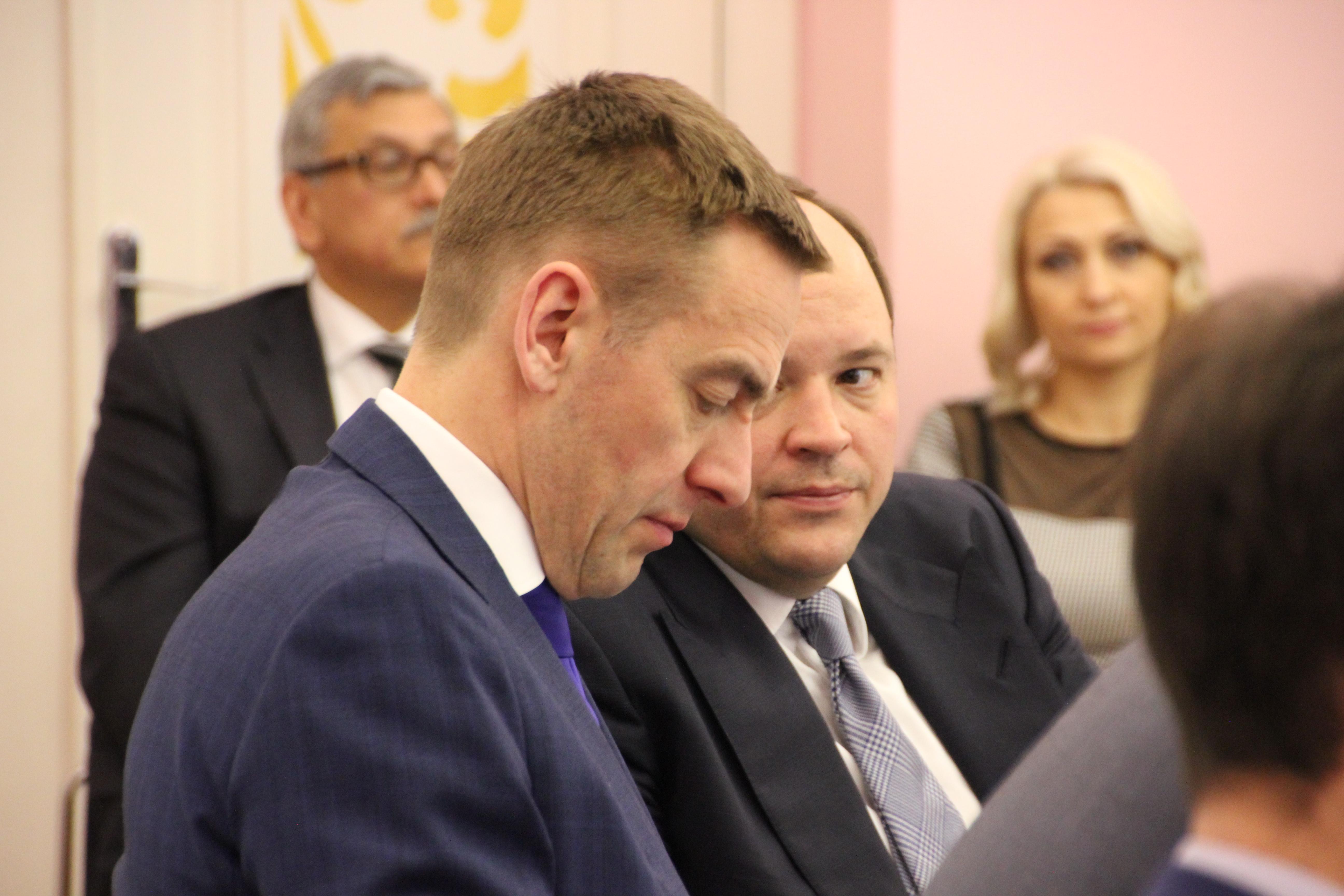 заместитель министра промышленности и торговли Российской Федерации Виктор Леонидович Евтухов