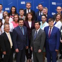 Стажировки в Япония-2018: вручение дипломов выпускникам Президентской программы
