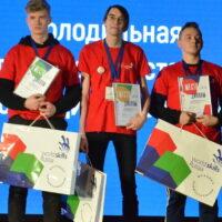 Награждение победителей IV Регионального чемпионата «Молодые профессионалы» (WorldSkills Russia) Ленинградской области