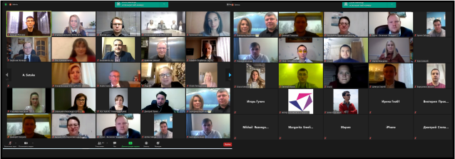 Торжественный онлайн выпуск по Президентской программе в Ленинградской области: 42 специалиста получили диплом